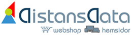 webshop hemsidor distansdata